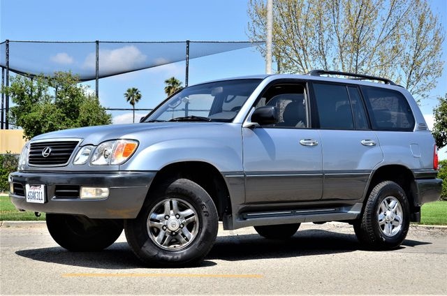 2002 Lexus LX 470 Reseda, CA 10