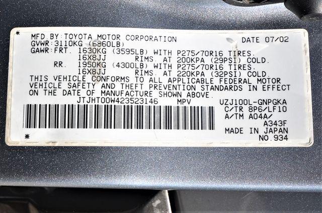 2002 Lexus LX 470 Reseda, CA 26