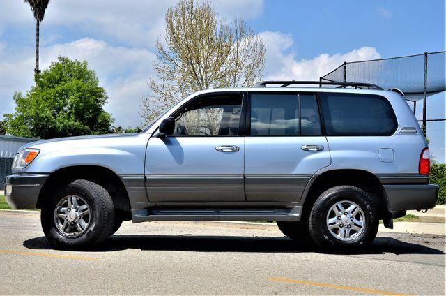 2002 Lexus LX 470 Reseda, CA 11