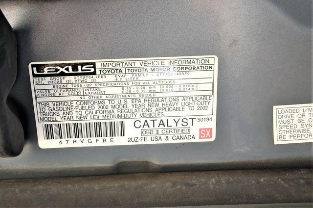 2002 Lexus LX 470 Reseda, CA 34