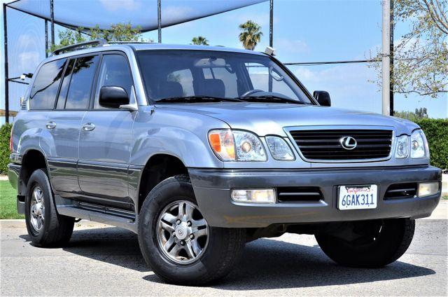 2002 Lexus LX 470 Reseda, CA 13