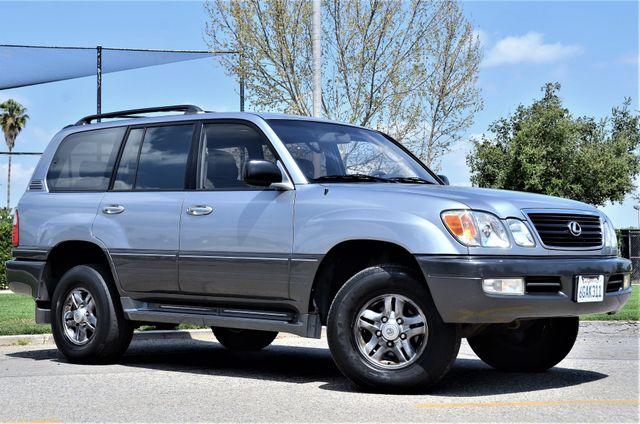 2002 Lexus LX 470 Reseda, CA 14