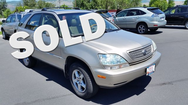 2002 Lexus RX 300 Coach Edition | Ashland, OR | Ashland Motor Company in Ashland OR