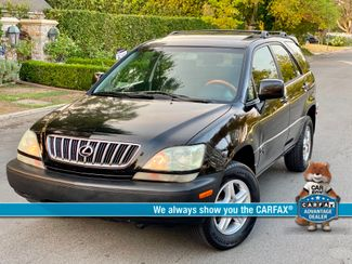 2002 Lexus RX 300 NAVIGATION NEW TIRES SERVICE RECORDS in North Hollywood, CA 91607