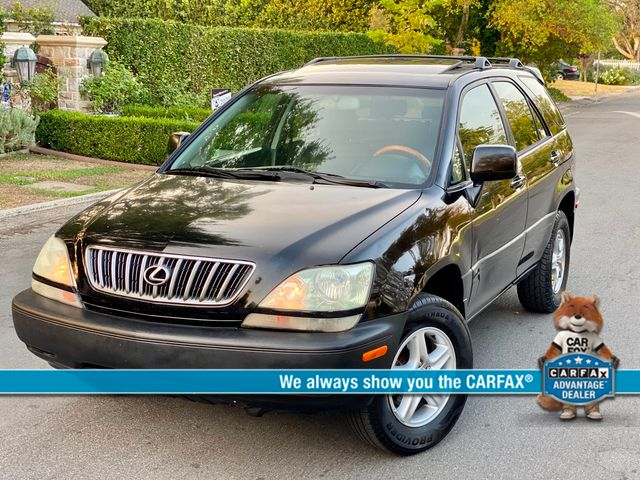 2002 Lexus RX 300 NAVIGATION NEW TIRES SERVICE RECORDS in Van Nuys, CA 91406