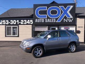 2002 Lexus RX 300 in Tacoma, WA 98409
