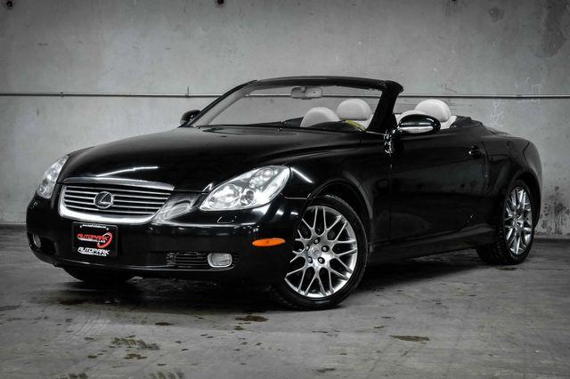 2002 Lexus SC 430 in Addison, TX 75001