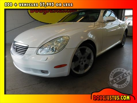 2002 Lexus SC 430 Clearance Priced ! in Airport Motor Mile ( Metro Knoxville ), TN