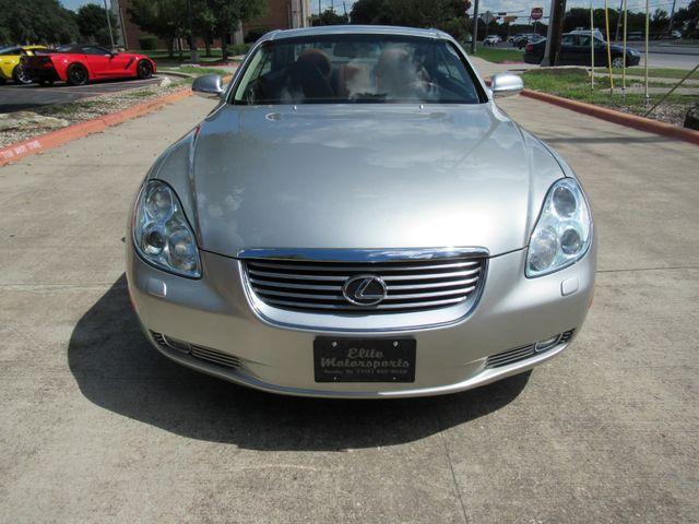 2002 Lexus SC 430 Austin , Texas 7
