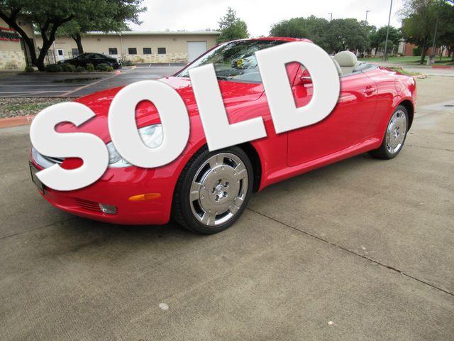 2002 Lexus SC 430 Austin , Texas 0
