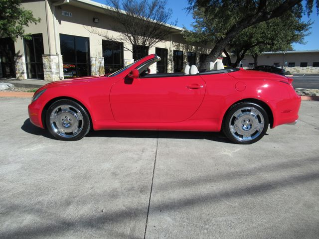2002 Lexus SC 430 Austin , Texas 3