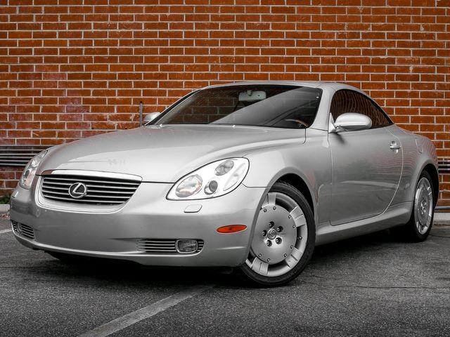2002 Lexus SC 430 Burbank, CA 1
