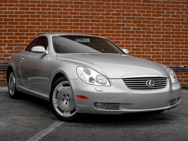 2002 Lexus SC 430 Burbank, CA 2
