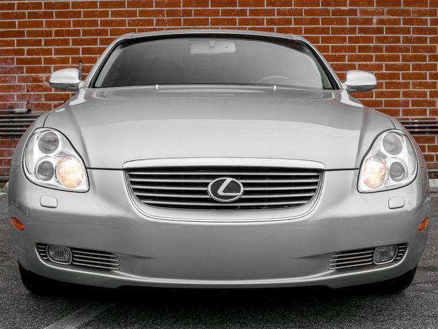 2002 Lexus SC 430 Burbank, CA 3