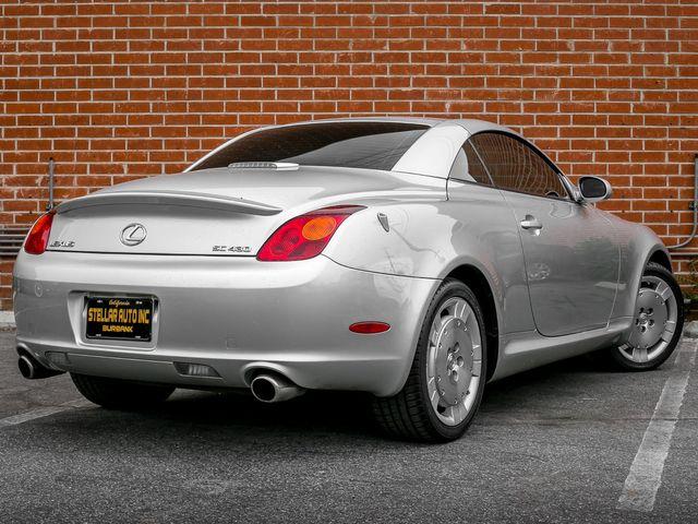 2002 Lexus SC 430 Burbank, CA 7