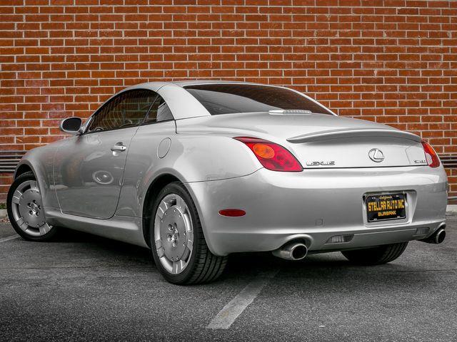 2002 Lexus SC 430 Burbank, CA 8