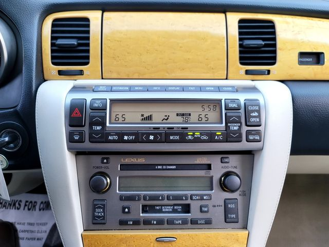 2002 Lexus SC 430 Convertible in Campbell, CA 95008