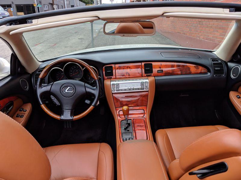2002 Lexus SC 430 Convertible 78000 Original Miles Local History You Must See  Drive to Appreciate  city Washington  Complete Automotive  in Seattle, Washington
