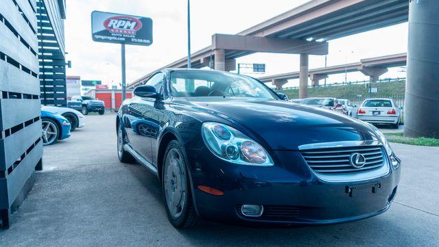2002 Lexus SC 430 in Dallas, TX 75229