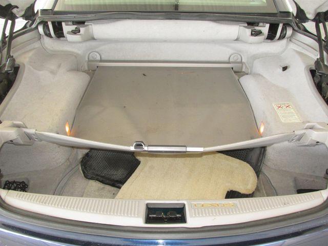 2002 Lexus SC 430 Gardena, California 11