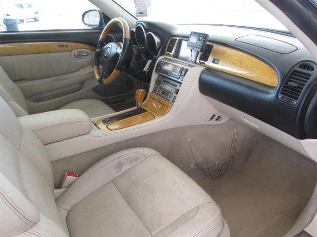 2002 Lexus SC 430 Gardena, California 8