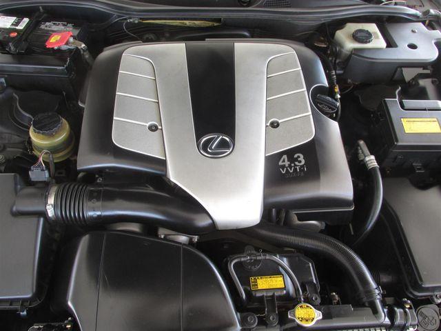 2002 Lexus SC 430 Gardena, California 15