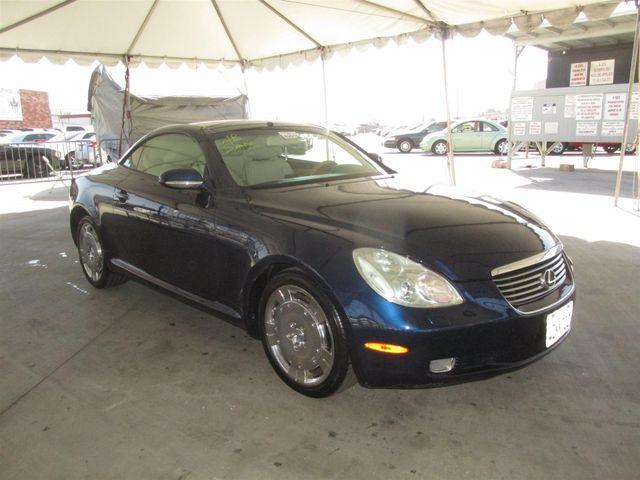 2002 Lexus SC 430 Gardena, California 3