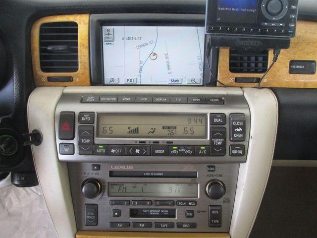 2002 Lexus SC 430 Gardena, California 6