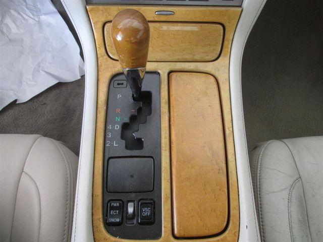 2002 Lexus SC 430 Gardena, California 7