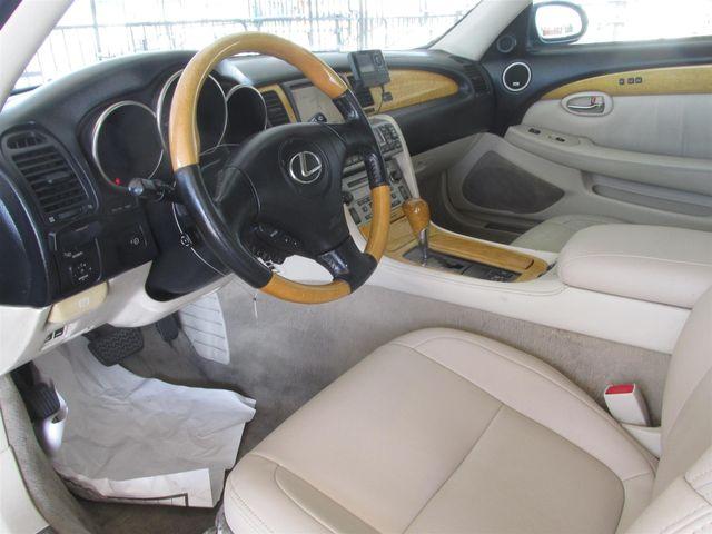 2002 Lexus SC 430 Gardena, California 4