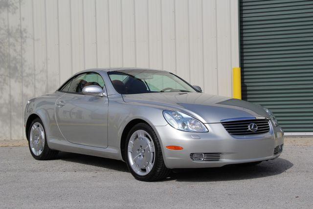 2002 Lexus SC 430 Jacksonville , FL 1