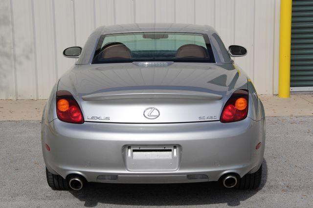2002 Lexus SC 430 Jacksonville , FL 22