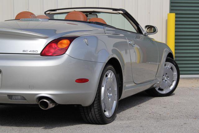2002 Lexus SC 430 Jacksonville , FL 25
