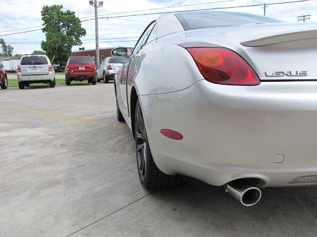 2002 Lexus SC 430 430 in Medina OHIO, 44256