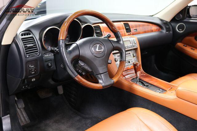 2002 Lexus SC 430 Merrillville, Indiana 9