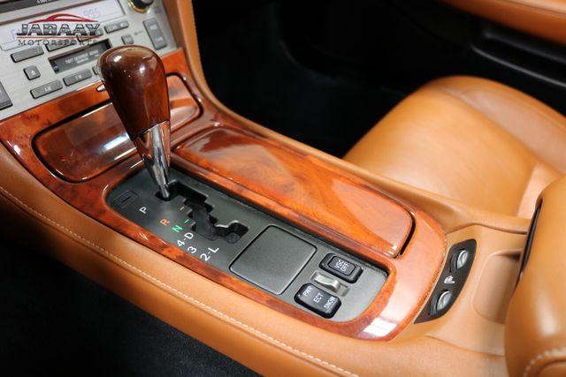 2002 Lexus SC 430 Merrillville, Indiana 21