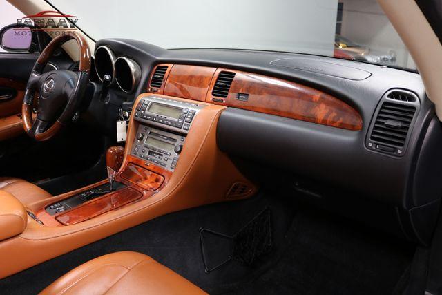 2002 Lexus SC 430 Merrillville, Indiana 16
