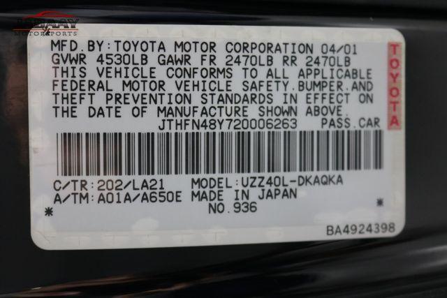 2002 Lexus SC 430 Merrillville, Indiana 47