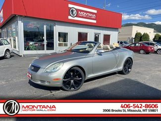 2002 Lexus SC 430 SC 430 Convertible 2D in Missoula, MT 59801
