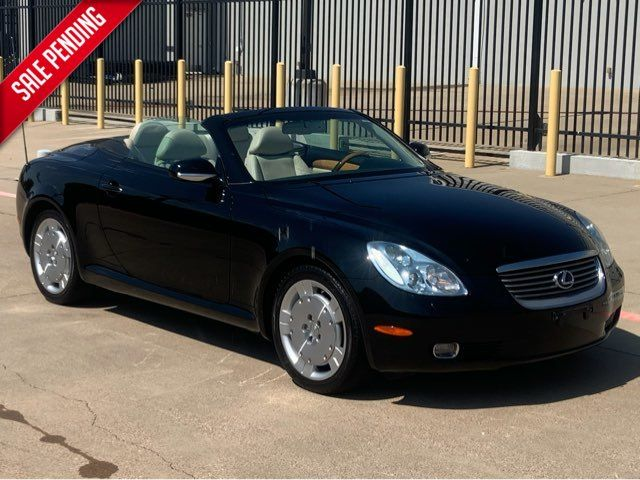 2002 Lexus SC 430 Convertible * 51k MILES * ML Audio * CLEAN CARFAX