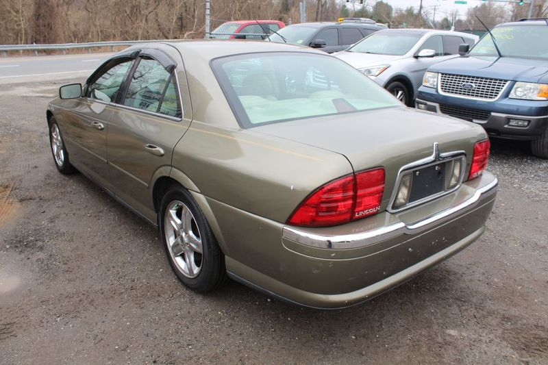 2002 Lincoln LS   city MD  South County Public Auto Auction  in Harwood, MD