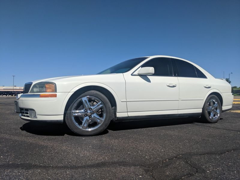 2002 Lincoln LS wBase Pkg  Fultons Used Cars Inc  in , Colorado
