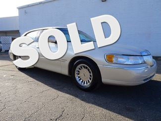 2002 Lincoln Town Car Cartier L Madison, NC