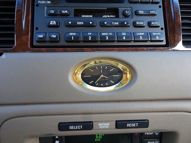 2002 Lincoln Town Car Cartier L Madison, NC 20