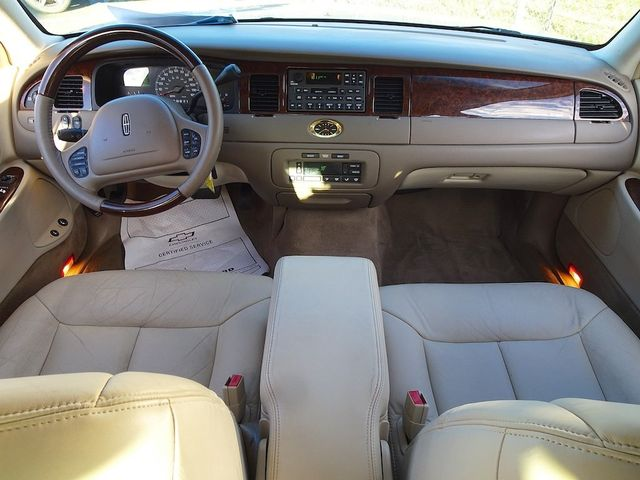 2002 Lincoln Town Car Cartier L Madison, NC 35