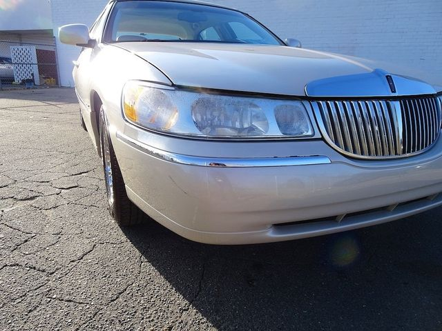 2002 Lincoln Town Car Cartier L Madison, NC 8