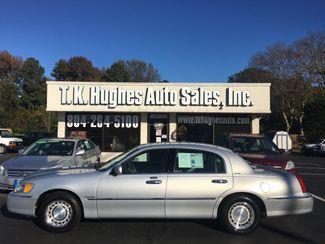 2002 Lincoln Town Car Executive in Richmond, VA, VA 23227