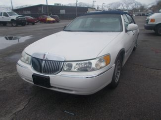 2002 Lincoln Town Car Executive Salt Lake City, UT