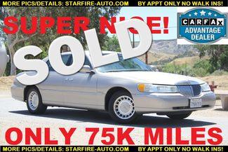 2002 Lincoln Town Car Executive Santa Clarita, CA