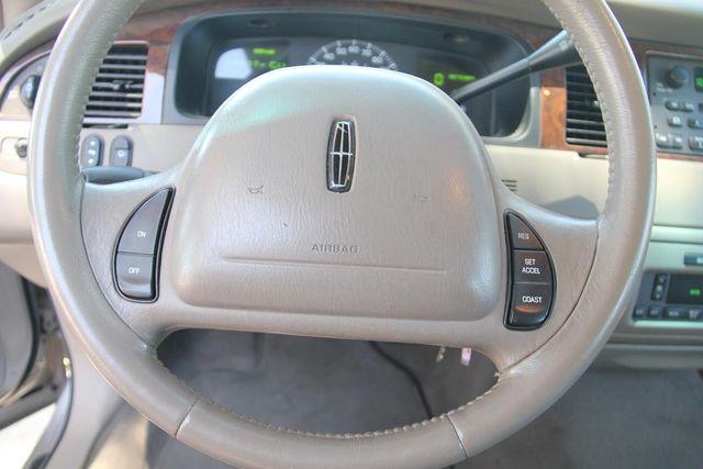 2002 Lincoln Town Car Executive Santa Clarita, CA 24